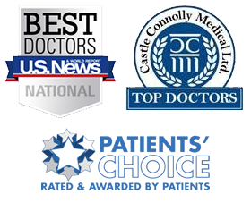 James Hakert, M.D. top doctor awards